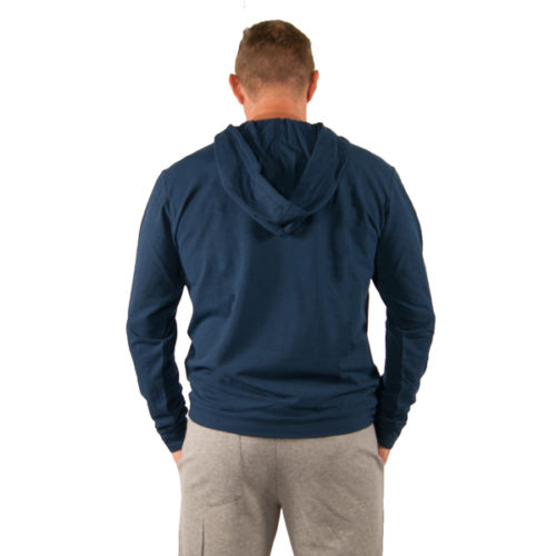 Liquido Fashion Reload Longsleeve Hoody Navy