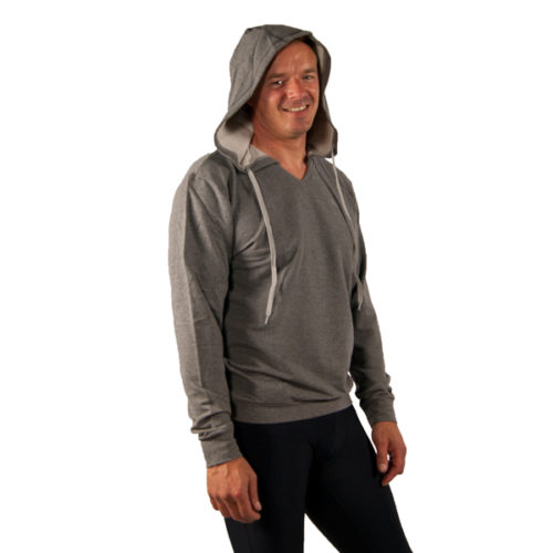 Liquido Fashion Reload Longsleeve Hoody Charcoal