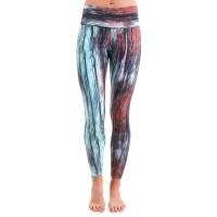 Liquido Fashion Sunset Mirror legging yoga crossfit