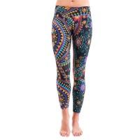 Liquido Fashion Tracery Effect legging sport yoga