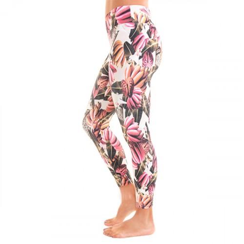 Liquido Fashion Banana Berry print legging yoga fitness sportkleding yogakleding