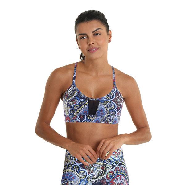 Ella Bra Bhava Liquido Fashion sportbh sporttop