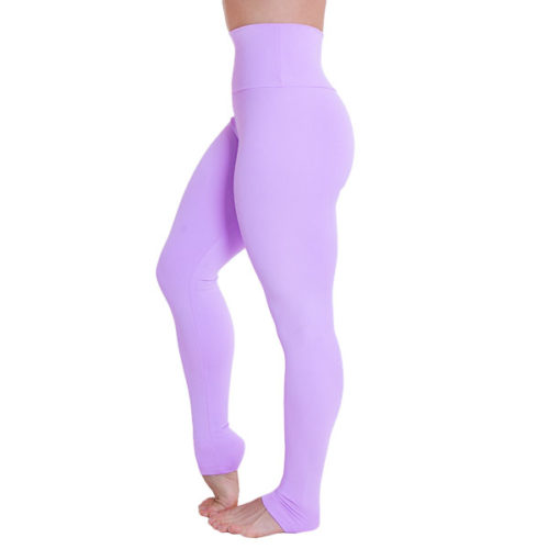 Ultra High-Waist Leggings Cotton Candy Liquido yogalegging sportlegging