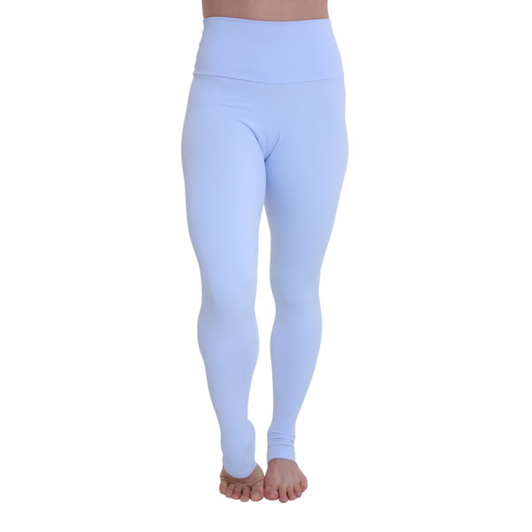 9b96da83803ea Ultra High-Waist Leggings Light Blue Liquido yogalegging sportlegging