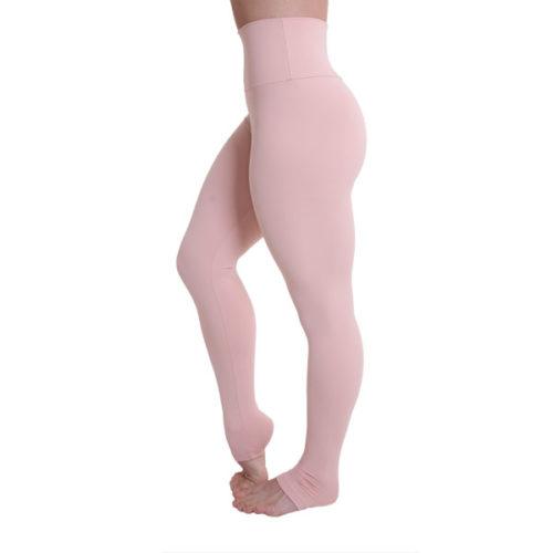 Ultra High-Waist Leggings Petit Rose Liquido yogalegging sportlegging