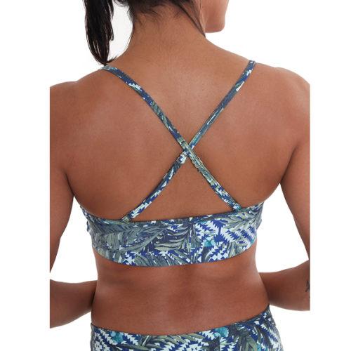 Ella Bra Geometric Season yogakleding liquido fashion