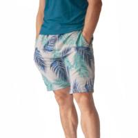 Liquido Fashion yogakleding mannen Tropic Vibes Yoga Shorts