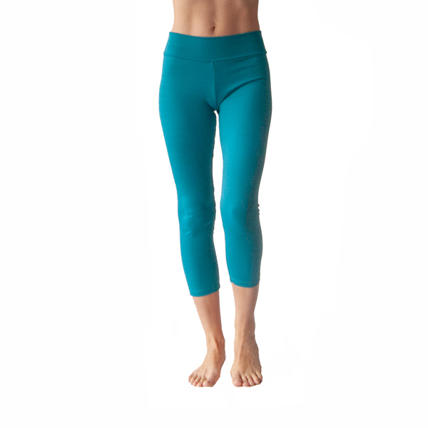 Liquido Fashion Praaiah Basic capri Ocean legging yogakleding