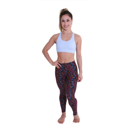 Pineapple Party Yogalegging sportkleding yogakleding Liquido Fashion