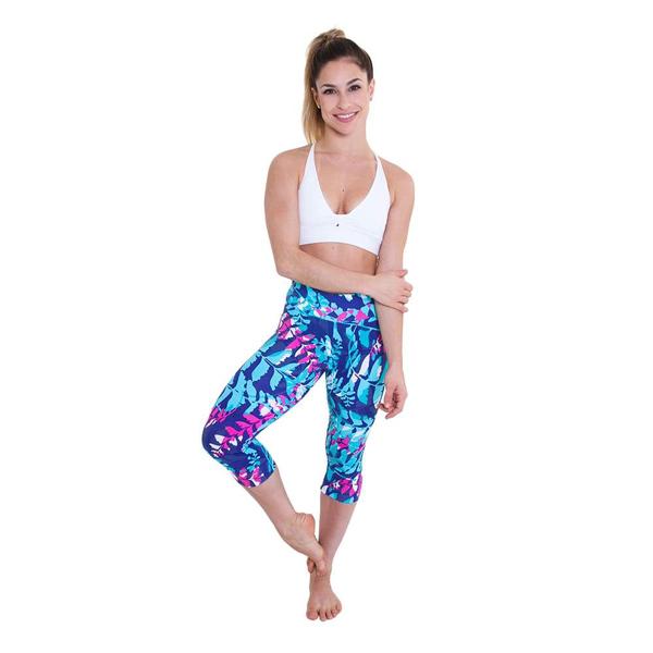 Liquido Fashion Samambaia yogakleding yogalegging