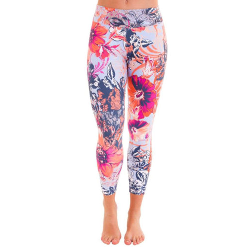 Flowers Waterfall yogalegging yogakleding liquido fashion