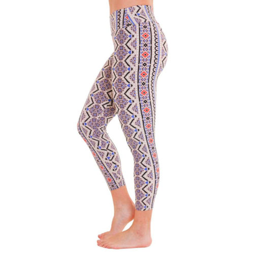 Geopower yogalegging yogakleding liquido fashion