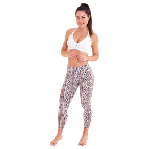 Geopower yogalegging yogakleding liquido fashion