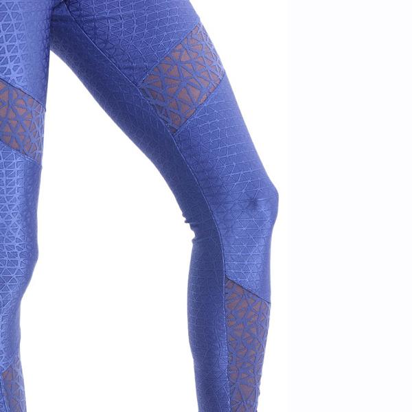 Liquido Fashion Galaxy Legging Blue Moon sportlegging yogalegging sportkleding yogakleding