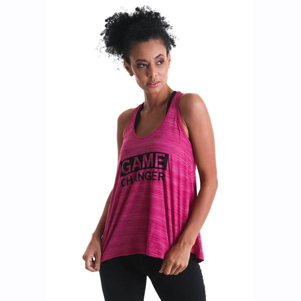 Liquido Fashion Elemental Tank Game Changer sportshirt yogashirt