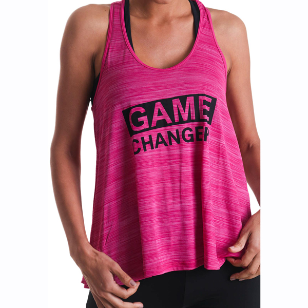 Liquido Fashion Elemental Tank Game Changer sportshirt yogashirt