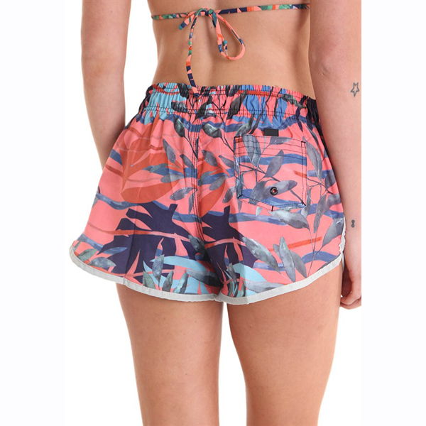 Liquido Fashion Sportkleding Yogakleding summer shorts Sunset