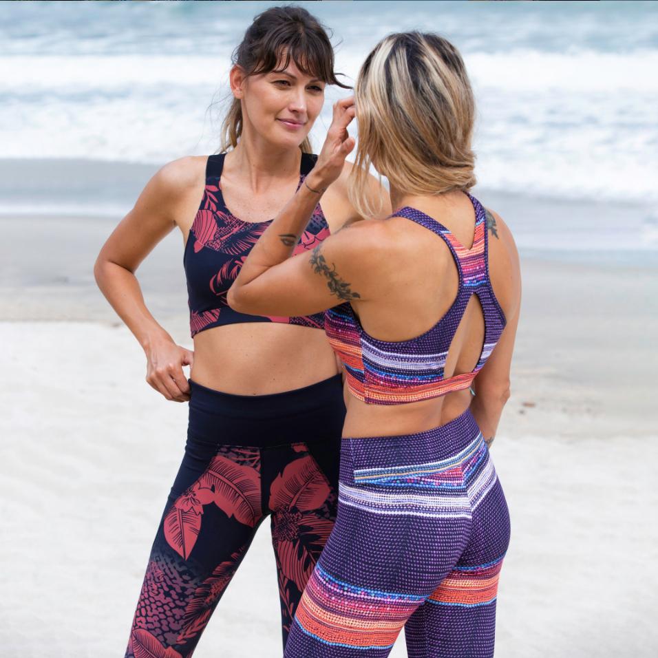 Liquido Fashion setje sportkleding yogakleding