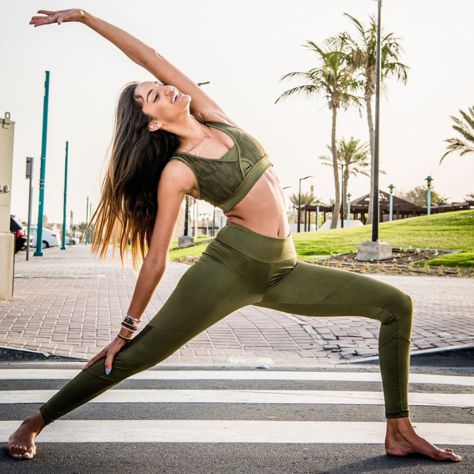 Liquido Fashion Urban wear sportswear yogafashion