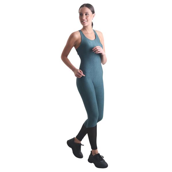 Liquido Fashion PPOETA Shooting Star Bodysuit catsuit onesie sportkleding yogakleding unitard