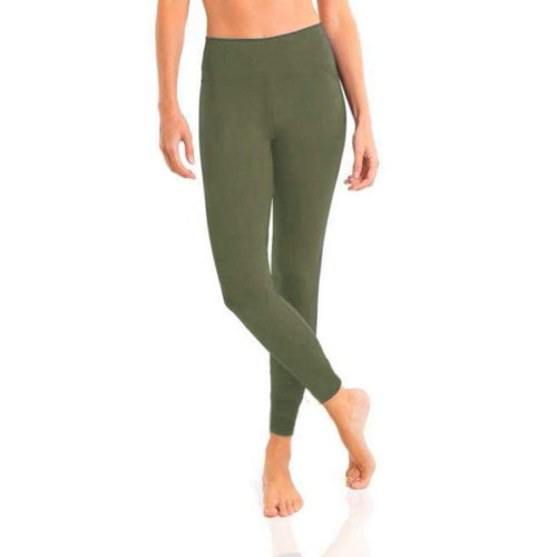 Liquido Benelux 7/8 Compression Eco Legging Forest yogalegging sportlegging