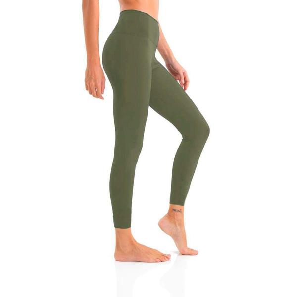 Liquido Benelux 7/8 Compression Eco Legging Forest yogalegging sportlegging
