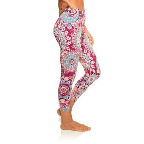 Liquido Benelux Wheel of Life yogalegging sportlegging