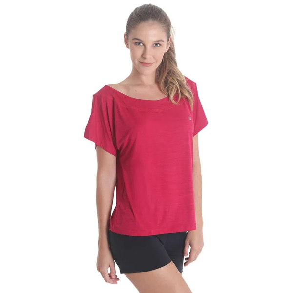 Liquido Benelux Sunkissed Shirt Hot Pink