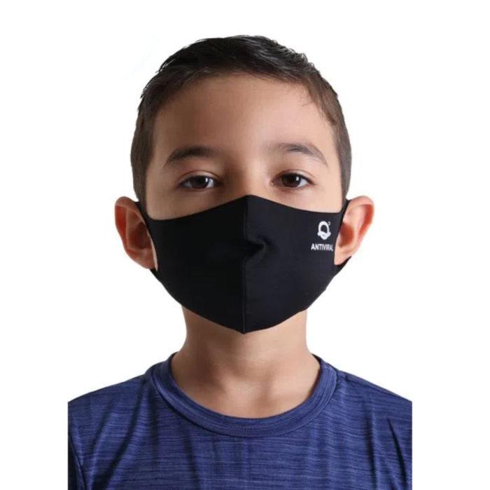 Liquido Benelux, antivirale mondmaskers, antiviral facemasks, kindermasker, mondkapje kinderen