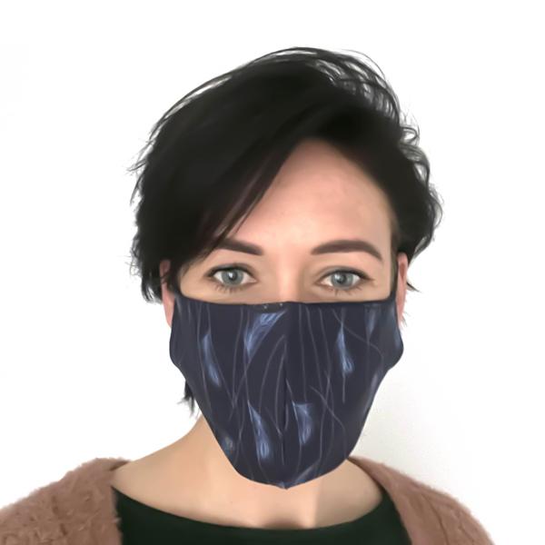 Liquido Benelux Facemask gezichtsmasker Feathers