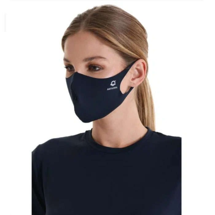 Liquido Benelux, antivirale mondmaskers, antiviral facemasks, blauw mondkapje