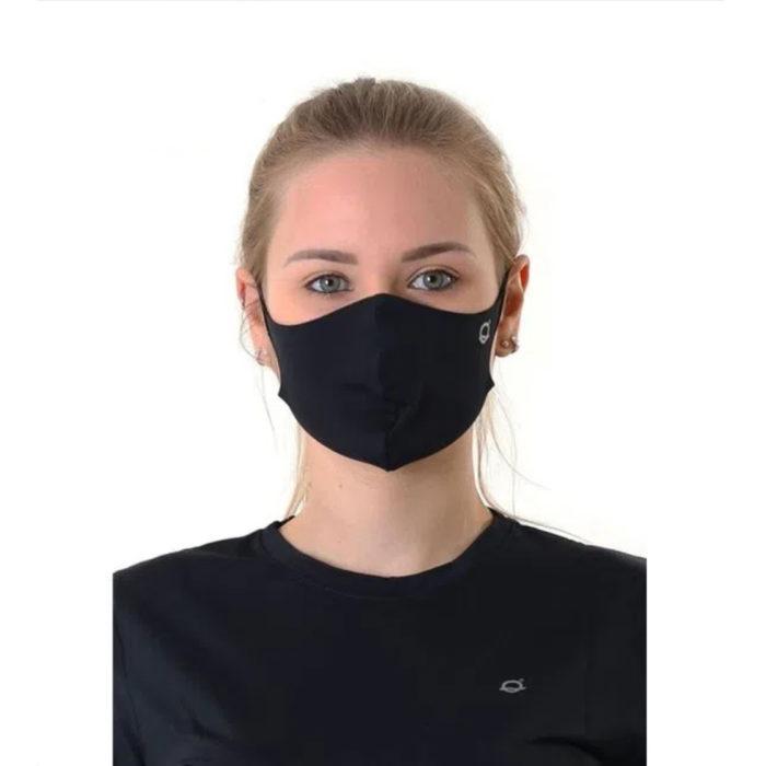 Liquido Benelux, antivirale mondmaskers, antiviral facemasks, zwart mondkapje