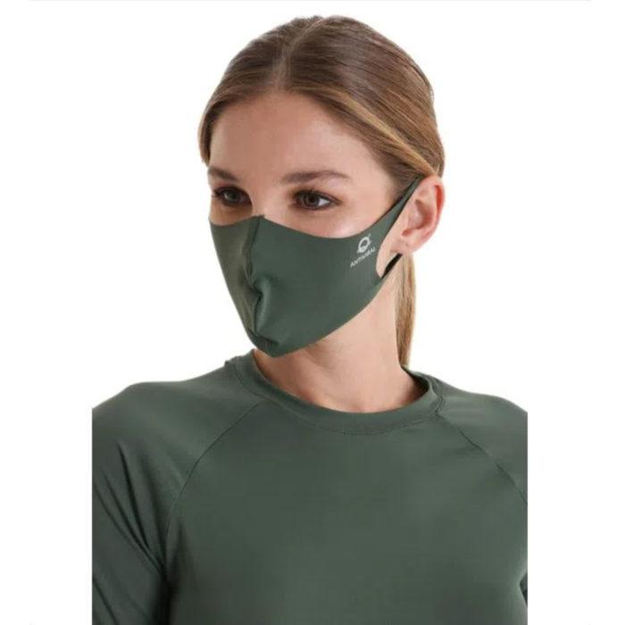 Liquido Benelux, antivirale mondmaskers, antiviral facemasks, groen mondkapje