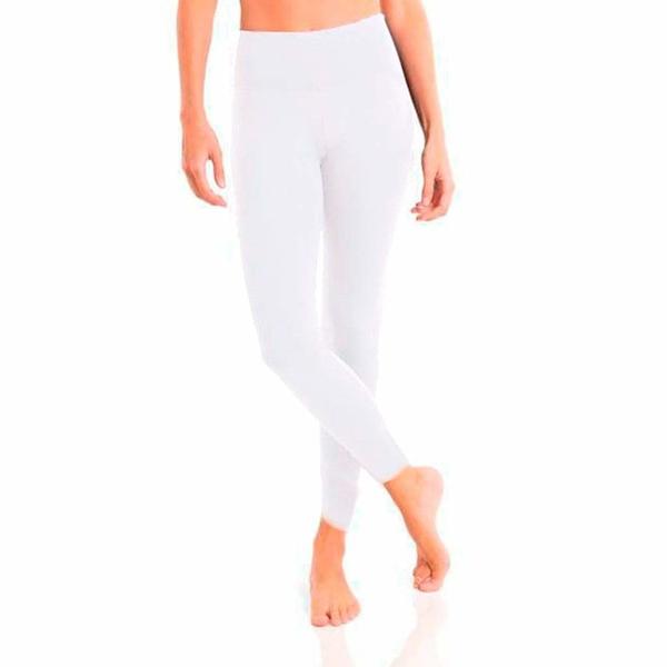 Liquido Benelux Yogakleding sportkleding yogalegging witte legging White compression eco legging