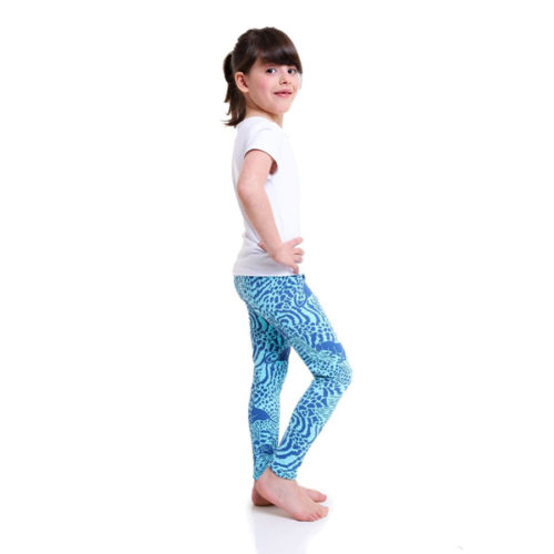 Liquido Benelux, Panther Chameleon MiniMe, kids legging, kinderlegging