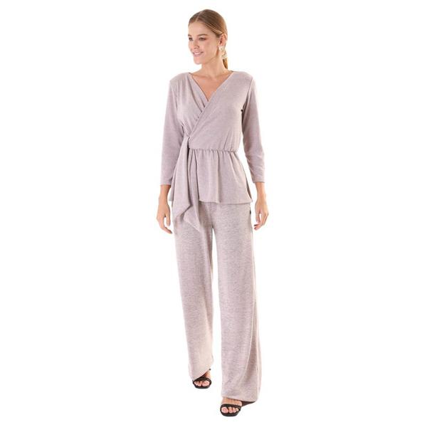 Liquido Benelux Feel Good Crossover Vest Comfort Rose